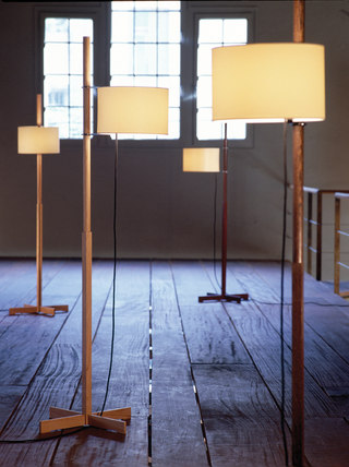 TMM Floor Lamp by Miguel Mila