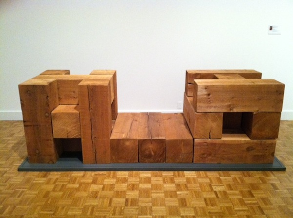 Minimalist Sculpture At Detroit Institute Of Arts Jason Lees Design