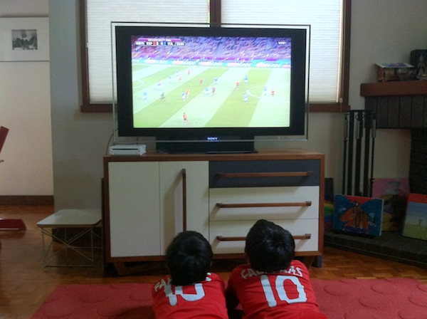Zain and Aden, Custom JLD Media Cabinet