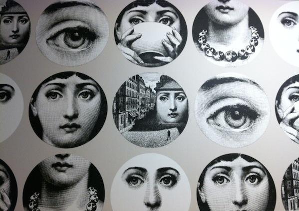 Fornasetti Wallpaper The Cosmopolitan