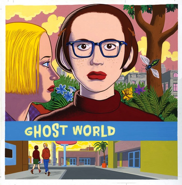 ghost world essay